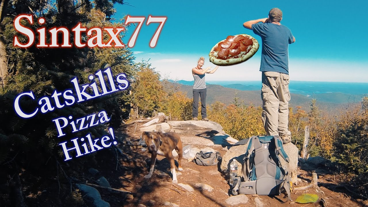 Catskills Hiking Amp Trail Pizza Backpacking With Our Dog