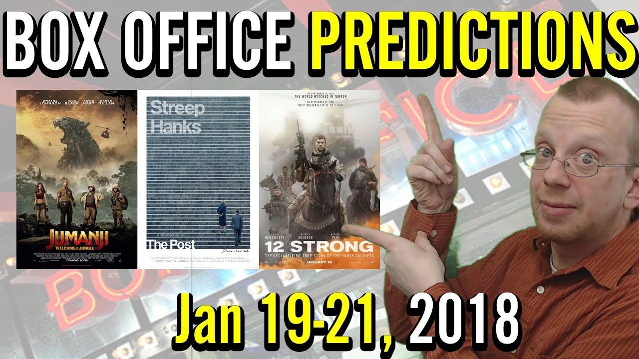 Box Office Predictions | Jan 19-21, 2018