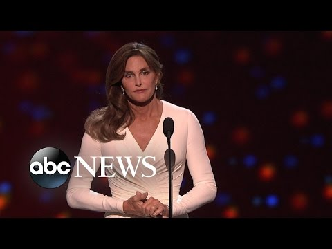 Caitlyn Jenner ESPY Awards Speech 2015 | Good Morning America | ABC News