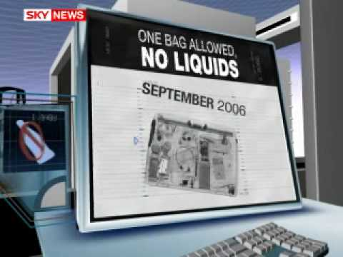Restrictions On Liquids On Aircraft Could Soon Be Lifted