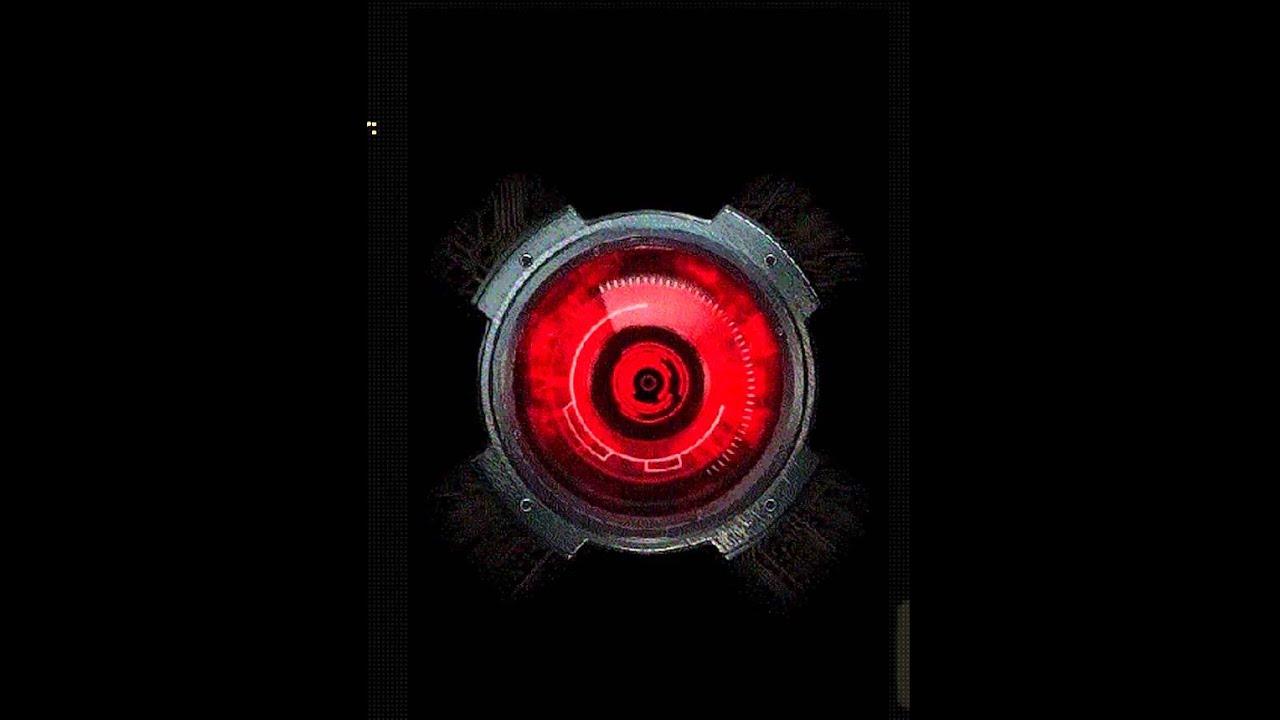 Droid Eye Live Wallpaper - YouTube