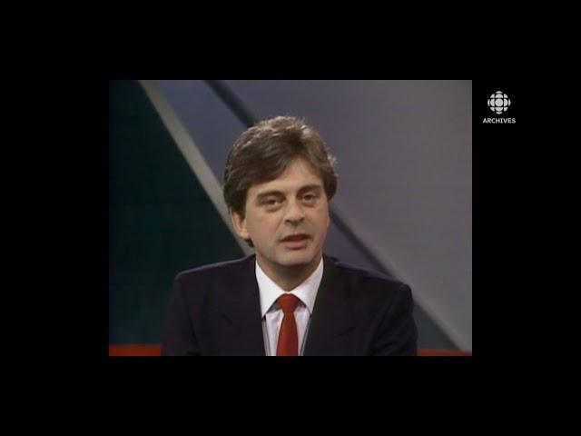 En 1983, l'émission tv Le point nouvelle version entre en ondes