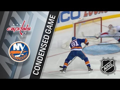 Washington Capitals vs New York Islanders – Dec. 11, 2017 | Game Highlights | NHL 2017/18. Обзор