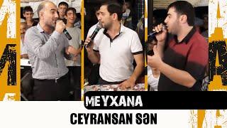 CEYRANSAN SEN | Super Muzukalni | Elshen XEZER,Perviz BULBULE,Resad DAGLI | MEYXANA