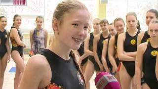Воспитанница школы «Дельфин» привезла золотые награды с юниорского чемпионата мира по водному поло