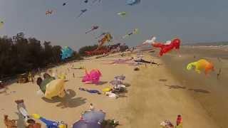 Cha-Am International Kite Festival 2014