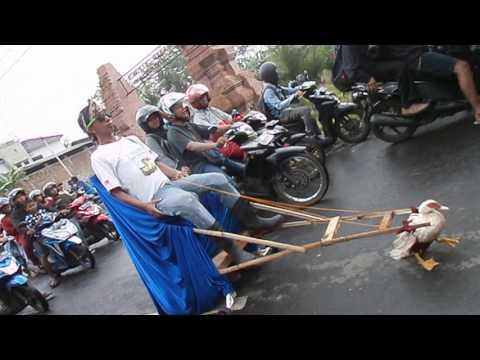 """Society Activity """"Malang Art and Cultural Parade part.1"""""""