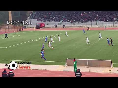 MCO - Ben Guerir  1-2     اهداف مباراة المولودية الوجدية و بن كرير