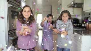 Confetti Push-Up Pop DIY