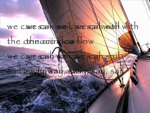 Orinoco flow -  Enya  ( with lyrics )