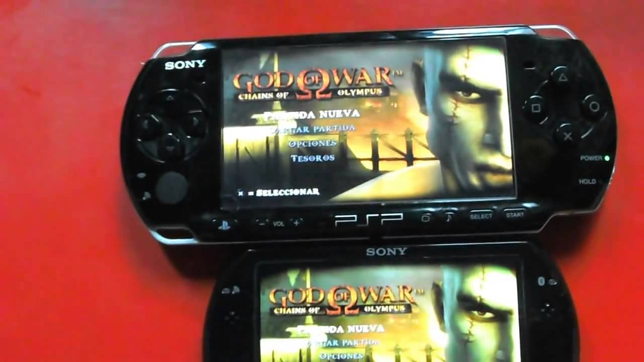 How To Hack Psp 3000 With Gripshift
