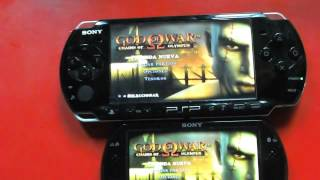 Psp Go vs Psp 3000 comparacion completa en español HD   YouTube