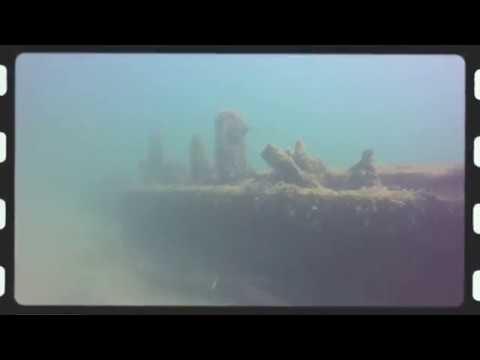 George Morley Shipwreck Evanston, Illinois