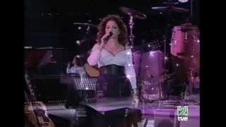 "GLORIA ESTEFAN / ""90 millas"" En vivo. Madrid, 2007"