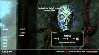 Skyrim How To Get The Morokei Mask (Dragon Priest Mask)
