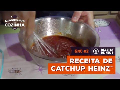 GNC #2 - Receita de Catchup Heinz [Faca na Tábua 2015]