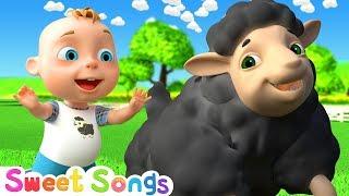 Baa Baa Black Sheep #2 - Nursery Rhymes and Song for children