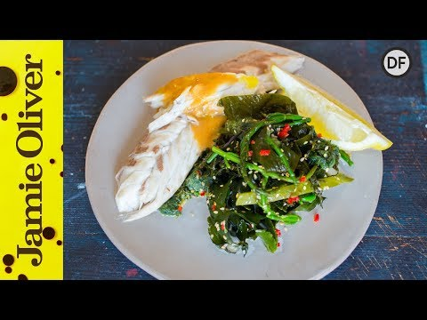 Baked Seabass With Asian Greens | Jamie Oliver & Bart's Fish Tales