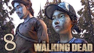 CLEMENTINE LA MATA ZOMBIS | The Walking Dead Temp. 2 | Parte 8