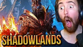 Asmongold Reacts To World of Warcraft: Shadowlands Cinematic Trailer - Blizzcon 2019