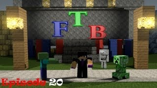 Minecraft FTB Beta Modpack - Ep.20