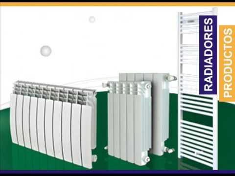 Macon ingenier a calderas radiadores toalleros agua for Radiadores toalleros agua
