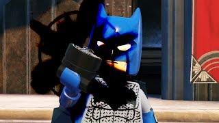 Lego Dc Supervillains - Black Lantern Batman!