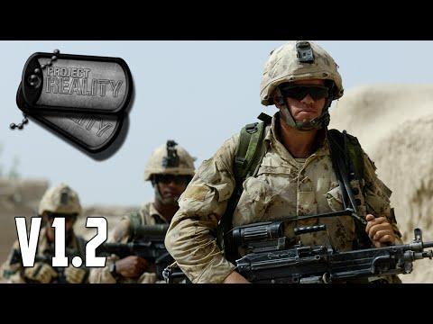 Project Reality v1.2 - Canadian ISAF Forces Battle MEC