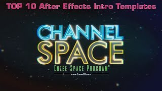 Top 10 Intro Templates for After Effects