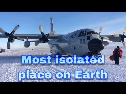 Antarctica - Remote Field Camp