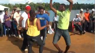BOYS GONE WILD-YOUNG BACA BANA-Rotary Club Excursion-Corriverton Berbice-GUYANA