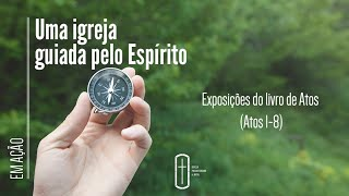 IPN AO VIVO 17h00   CULTO VESPERTINO   Rev. Ítalo Reis   Exposições do Livro de Atos - At 1