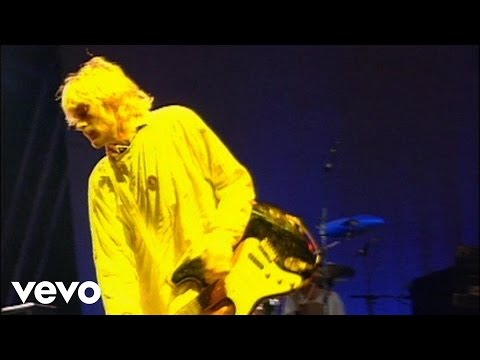 nirvana - love buzz (live at reading, 1992)