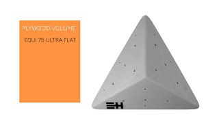 Video: EQUI 75 ULTRA FLAT