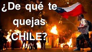 La economía de Chile: fortalezas, limitaciones y problemas