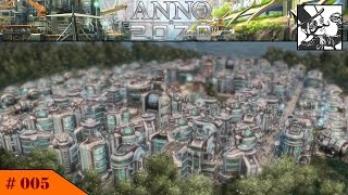 Anno 2070 - Deep Sea:  #005 Solving the crisis and upgrading TechCity! Hyper Multitasking!