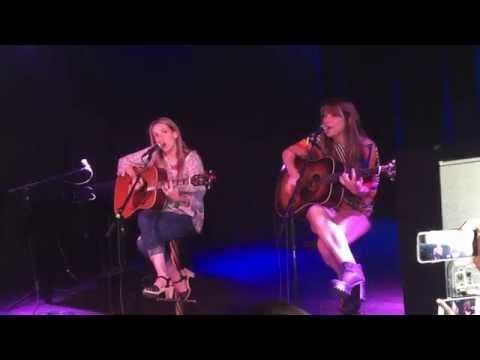 Nina Gordon & Louise Post / Veruca Salt - Seether (Unplugged) @ LA 7/19/2015