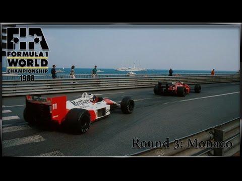 [rFactor 2] F1 1988 Season - Round 3 - Monaco
