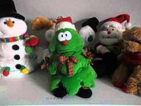 Singing Christmas Tree Christmas Toys 2015 Animated Toy