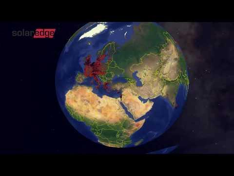 [HD] SolarEdge Installations Around the World