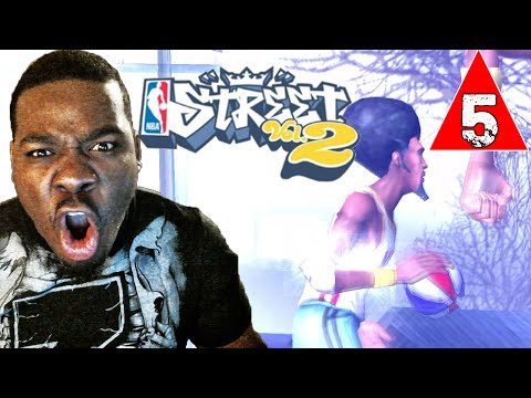 NBA Street Vol 2 Gameplay Walkthrough Part 5 - Gamebreaker Held Hostage - Lets Play NBA Street Vol 2