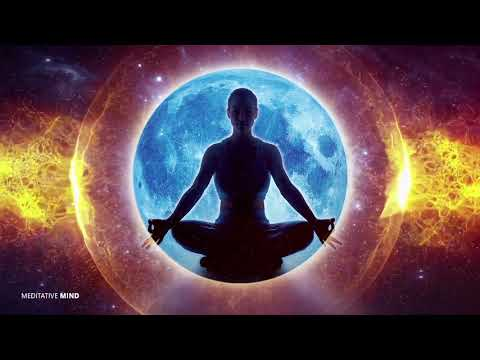 SHAMANIC DRUMS, TABLA & SINGING BOWLS (432Hz) with OM Mantra Echoes for Qi Energy Flow Activation