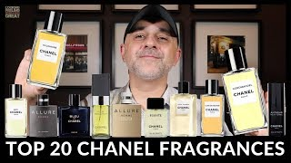 My Top 20 Chanel Fragrances, Perfumes, Colognes | What Are Your Favorites?