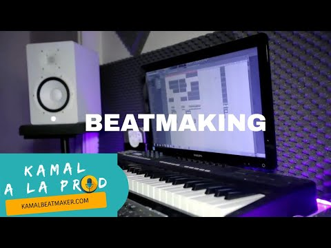 INSTRU AFRO TRAP 2017 | Tribal - Beatmaking #3 | Kamal Beatmaker (Kamal A La Prod)