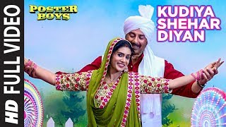 Kudiya Shehar Diyan (Full Song) | Poster Boys