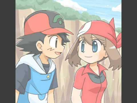Ash May~kissing You