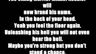 Volbeat - A Warrior's Call Lyrics