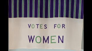 Taking liberties - women's suffrage in Liverpool