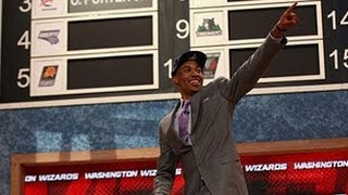 Wizards select Otto Porter with 3rd overall pick of NBA draft!