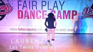 Les Twins & Kenzo Alvares | Judges Demo | Fair Play Dance Camp 2012 | [HD]